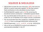 squeeze shelxl2014