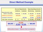 direct method example5