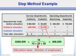 step method example2