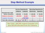 step method example5