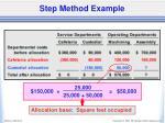 step method example6