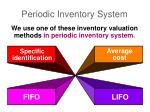 periodic inventory system1