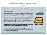 popular foods in buenas aires