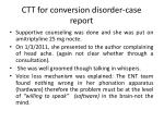 ctt for conversion disorder case report8