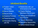 infragard benefits