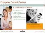 enterprise contact centers1