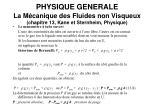 physique generale la m canique des fluides non visqueux chapitre 13 kane et sternheim physique10