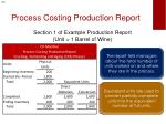 process costing production report1