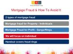 mortgage fraud how to avoid it1