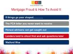 mortgage fraud how to avoid it2