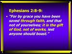 ephesians 2 8 9