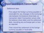import and export transactions4