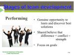 stages of team development3