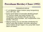 percobaan hershey chase 19521