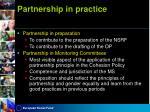 partnership in practice1