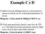 exemplo c e d1
