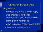 chemistry far and wide3
