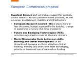 european commission proposal