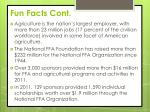 fun facts cont