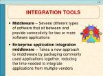 integration tools1