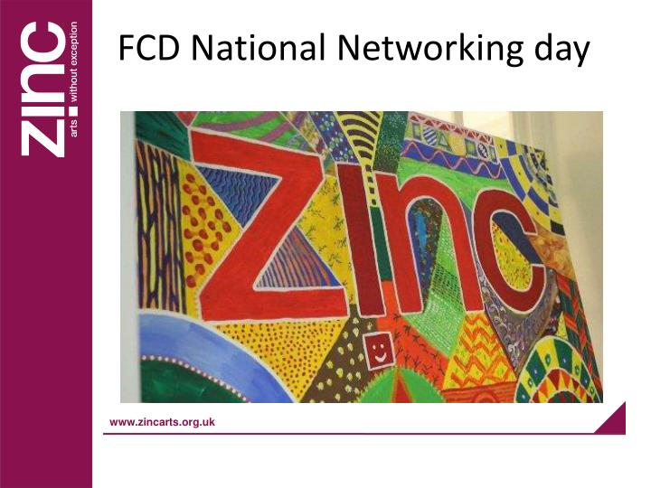 fcd national networking day n.