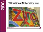 fcd national networking day