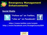 emergency management enhancements2