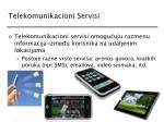 telekomunikacioni servisi