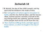 zechariah 14