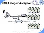 csf4 stagein stageout1