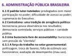 6 administra o p blica brasileira