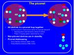 the piconet