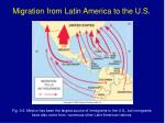 migration from latin america to the u s