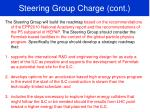 steering group charge cont1