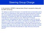 steering group charge