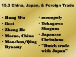 15 3 china japan foreign trade