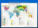 jazykov struktura obyvatelstva