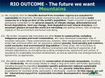 rio outcome the future we want