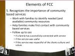 elements of fcc4