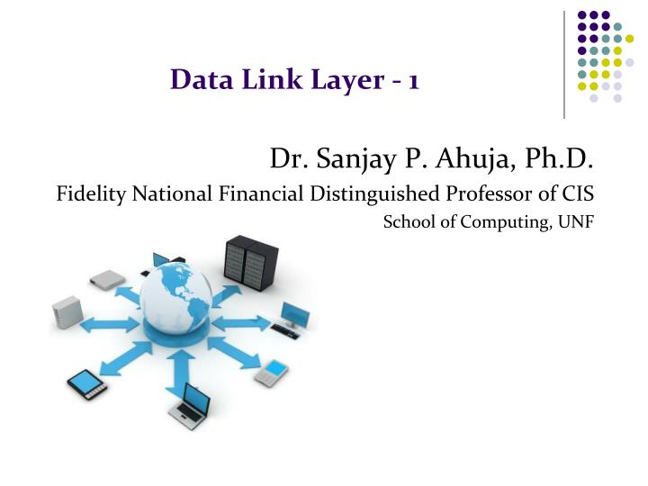 data link layer 1 n.