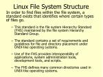 linux file system structure1