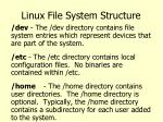 linux file system structure3