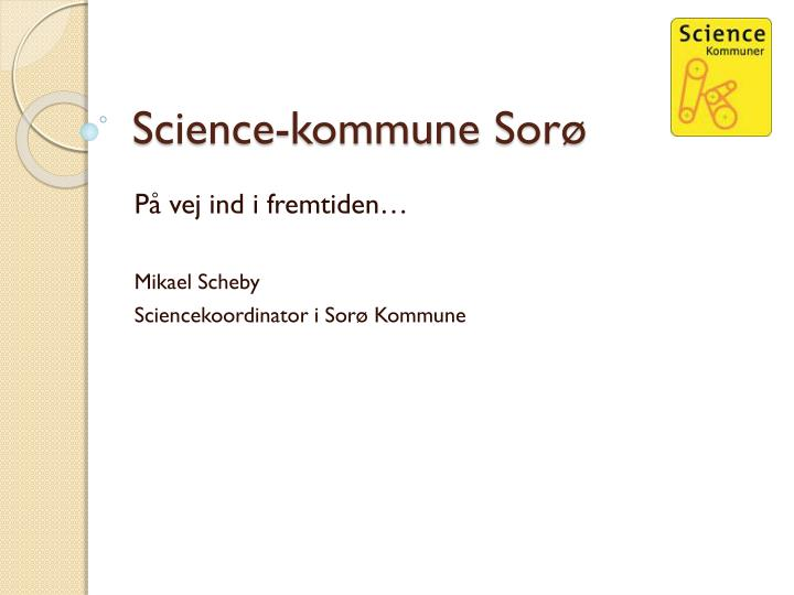 science kommune sor n.