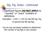 sig fig rules continued3