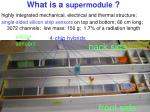 what is a supermodule