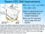 recent cpc skill improvements