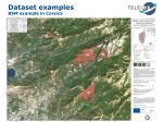 dataset examples bsm example in corsica