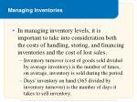 managing inventories3