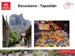 excursions tepoztl n