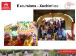 excursions xochimilco